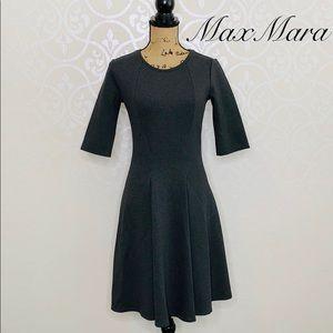 MAXMARA GREY DRESS